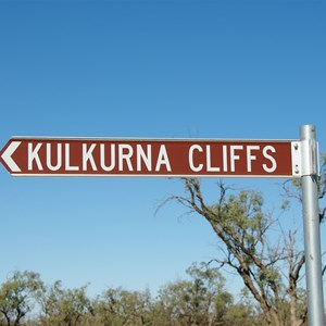 Kulkurna Cliffs Track Junction