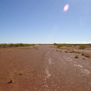 Patience Oil Well Airstrip