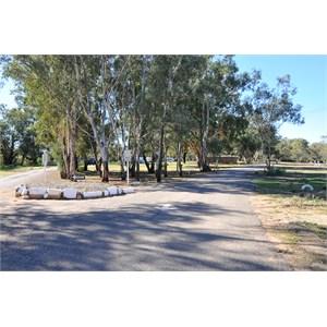 Wilcannia Caravan Park - Victory Park