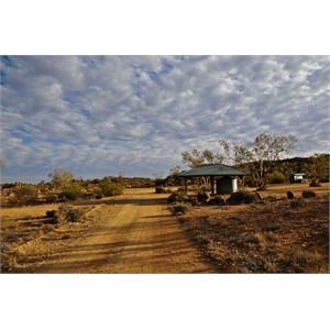 Sturt National Park Campsite