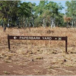 Paperbark Yard Camp Ground