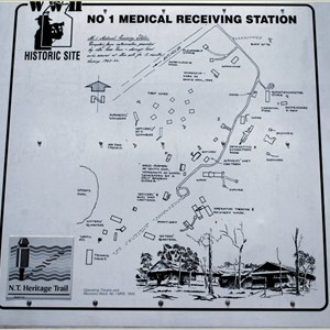 World War II No 1 Medical Receiving Station