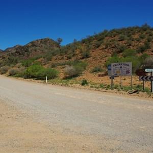Parachilna Gorge Road & Glass Gorge Scenic Drive
