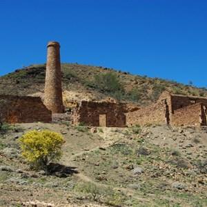 Nuccaleena Mine Ruins