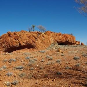 First Rock Art Site