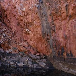 Circular Cliffs Pool