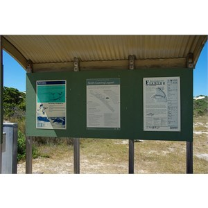Barkers Knoll Camping Area