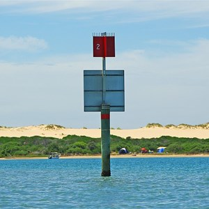 Coorong Channel Marker