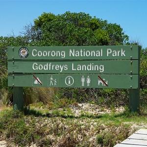 Godfreys Landing
