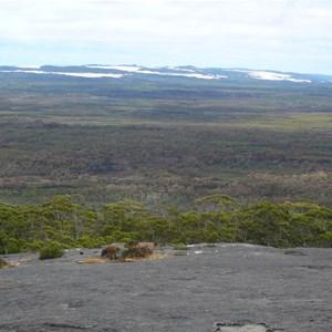 Mount Chudalup Parking Bay