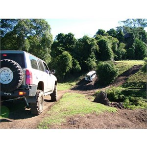 Levuka 4wd and Camping