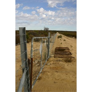 State Barrier Fence