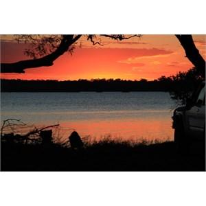 Cooloola Sunset