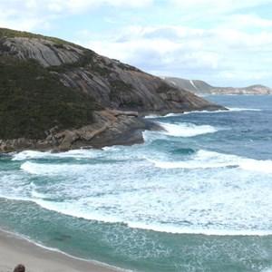 Rugged Albany coast