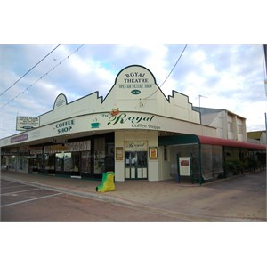 Royal Theatre - Winton