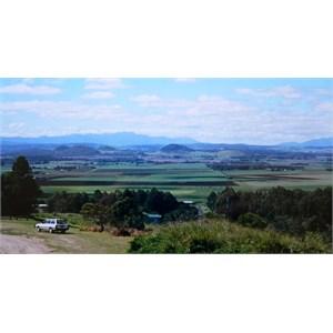 Atherton Tablelands vista