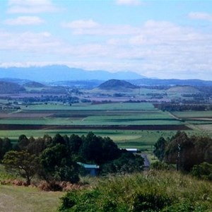 Atherton Tablelands vista