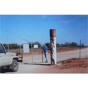 Border Gate, Cameron Corner