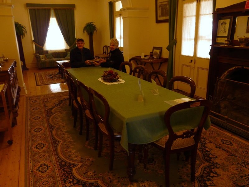 Gwalia Tea Rooms Trip