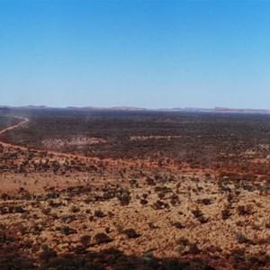 Mt Doreen landscape 2001