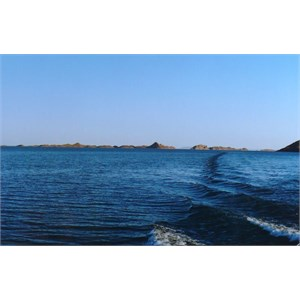 The inland sea that is Lake Argyle