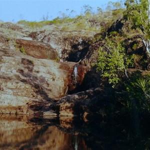 Litchfield waterfall