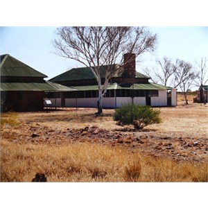 Tennant Creek OTL Repeater Station