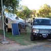 To Alice and back, what a trip, such an experience Part 2 The vehicle.......