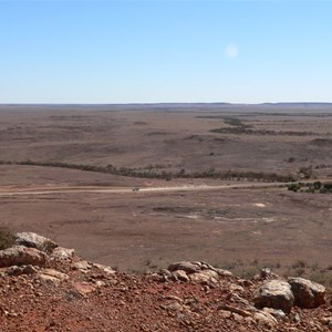 View from the Deon Brook Lookout