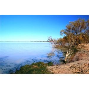 Lake Numalla