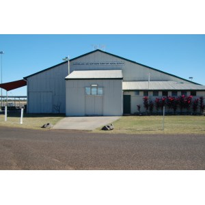 Qantas Hangar - Cloncurry