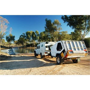The Landy   TVAN - Innamincka