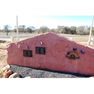 Byrock Memorial
