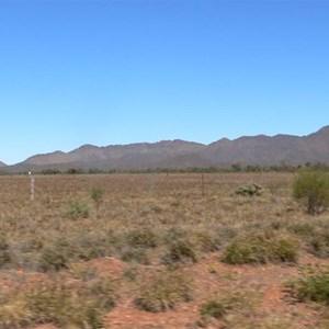 Along the Plenty Highway