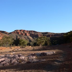 A spectacular place to camp - Ruby Gap