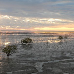 Gulf of Carpentaria sunset.