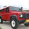Red Rover - A Tale of a Landrover Make-over