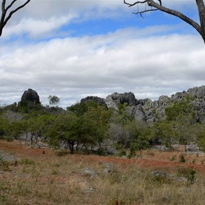 Spectacular limestone country