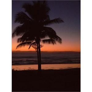 Before sunrise, Balgal beach