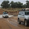 """Destination Unknown"" Day 6 - Oodnadatta to Mt Dare - Explorers trails, Pedirka Desert & Dalhousie"