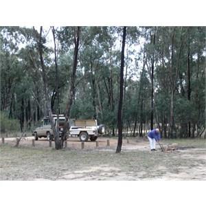 North Goobang campground