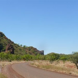 Picturesque country south of Cloncurry