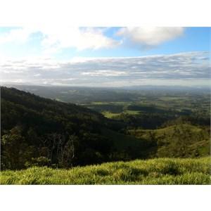 The beautiful Atherton Tablelands