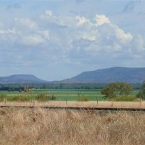 Spectacular country around Springsure