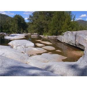 Mann River Recreation Area