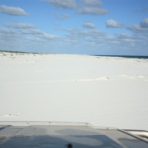 Beach near Twilight Cove