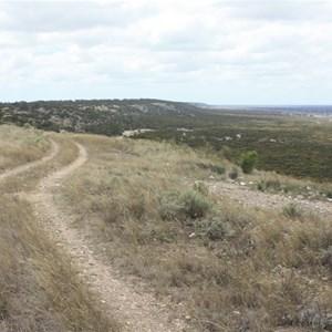 Top track Madura Pass