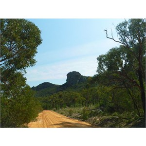 Northern section of Grampians