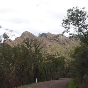 The Serra Range