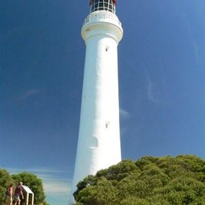 Lighthouse at Torquay